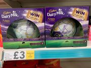 Cadbury Dairy Milk Football Premier League Edition
