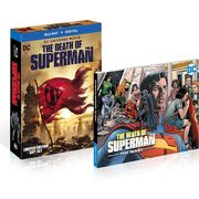 Cheap The Death of Superman (Includes Comic Book) DVD Only £15.39
