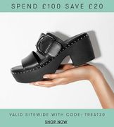 Delivery from £3.95 at FitFlop