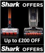 Best Price! Get a SHARK Vacuum Cleaner FOR LESS - up to £200 OFF & FREE DELIVERY