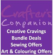 Best Price! Crafters Companion - Papercraft/Sewing & Needlecraft Art & Colouring