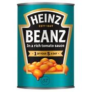 Heinz Baked Beans In Tomato Sauce 415G * Any 3 For £1.85