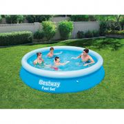 *Save £40* Bestway 12ft X 30inch Fast Set above Ground Swimming Pool
