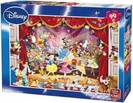 Best Price! Disney King Jigsaw Puzzles - 99 Pieces (B - Theatre)