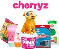 CHEAP! 20% Off 1st Order at cherryz On Zoflora, Pink Stuff, Grocery & Garden