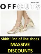 CHEAP! SECRET SHOE DEALS! Office OFFCUTS - Fantastic Mark Downs
