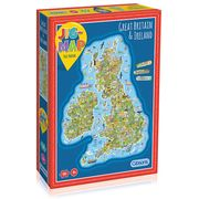 Jig-Map Britain and Ireland Puzzle Only £10
