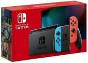 Nintendo Switch Console Neon with Improved Battery Life Fast Delivery!
