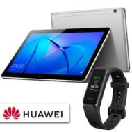 HUAWEI MediaPad T3 10 2+16G Space +FREE HUAWEI Band 4 Graphite Black