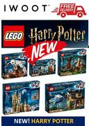 NEW 2020 Harry Potter LEGO. Pre-Order for 1st June at IWOOT. FREE UK DELIVERY