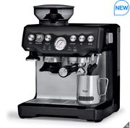 Sage Barista Express Bean to Cup Coffee Machine including Milk Jug BES875BKS