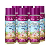 Save 36% on Childs Farm Hair and Body Wash, Blackberry and Organic Apple Extract