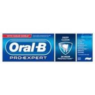 Oral-B Pro X Deep Clean Paste 75ml