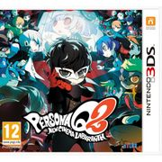 CHEAP! Nintendo 3DS Persona Q2 New Cinema Labyrinth - Only £27.95!
