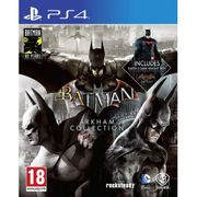 Special Offer! PS4 Batman Arkham Collection £18.95 at the Game Collection