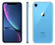 Sim Free Apple iPhone XR 6.1 Inch 64GB 12MP 4G Dual Sim Mobile Phone - Blue