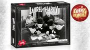 Win Laurel and Hardy Jigsaw Puzzle