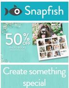 CHEAP! Photo Books at Snapfish with 40% discount Code