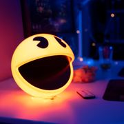 Pacman Adjustable Lamp with Remote