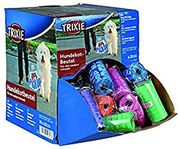 Trixie Dog Pick up Poop Bags Medium 70 Rolls of 20 Assorted Colours