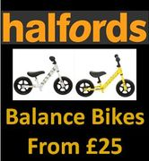 Special Offer - Kids Balance Bikes - from £25