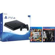 PlayStation 4 1TB with the Last of Us and GTA v (Disc) Only £299
