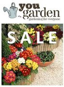 Special Offer - YOU GARDEN - Plant & Gardening Sale - up to 50% OFF