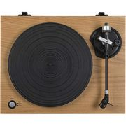 Roberts High-Res Audio Record Turntable with USB & Built-in Pre Amplifier - Wood
