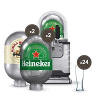 Special Offer - *SAVE over £100* Mixed Heineken & Birra Moretti Beer Bundle
