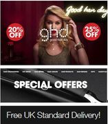 Special Offer - GHD Good Hair Day - Special Offers at GHD