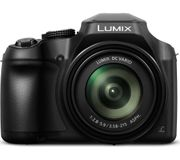 *SAVE £10* PANASONIC Lumix Bridge Camera with Built-in WiFi - Black