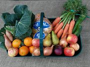 Cheap Fresh Fruit & Veg Box Only 19.95 + Free Delivery