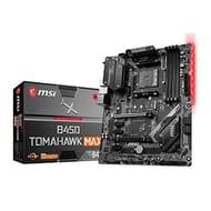 MSI B450 TOMAHAWK MAX Motherboard ATX, AM4, DDR4, LAN, USB 3.2
