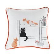 Part of the Family Cat Cushion