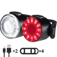 LED Bike Lights Set