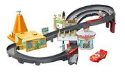 Pre Order - Disney Cars GGL47 Pixar Cars Race around Radiator Springs Playset