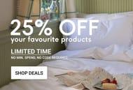 25% of Soak and Sleep Favourites