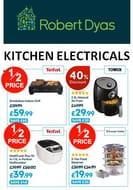 Robert Dyas - KITCHEN ELECTRICALS - Deals Galore!