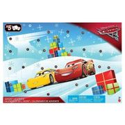 Disney Cars Advent Calendar FREE DELIVERY