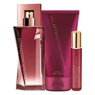 Attraction Sensation for Her Fragrance Set