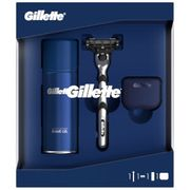 HURRY! Gillette Mach3 Razor Gift Set - Only £5.35 Delivered!