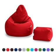 Best Price! Loft Bean Bag Gamer Chair | Outdoor Indoor Living Room BeanBag Seat