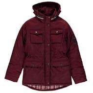 OULCALPadded Parka Jacket Infant Girls  Age 5 - 6