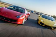 3, 6 or 9-Lap Supercar Driving Experience - 7 Cars & 15 Locations!