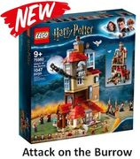 Cheap LEGO HARRY POTTER - Attack on the Burrow 75980 Only £89.99!