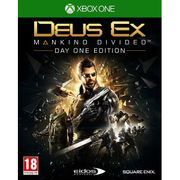 Best Price! Xbox One Deus Ex Mankind Divided Day One Edition £4.06 at 365games