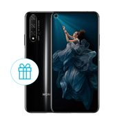 *SAVE £20* HONOR 20 MIDNIGHT BLACK 128GB + FREE Gift