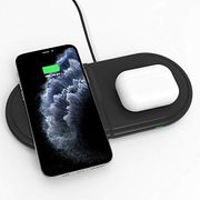 Kdely Wireless Charger 2 in 1 Fast Charging Duo Pad 7.5W