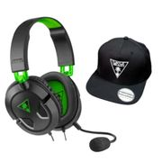 Turtle Beach Recon 50X Headset - Cap Bundle