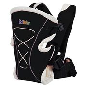 Bebamour Baby Carrier Soft and Breathable Baby Sling for Newborn